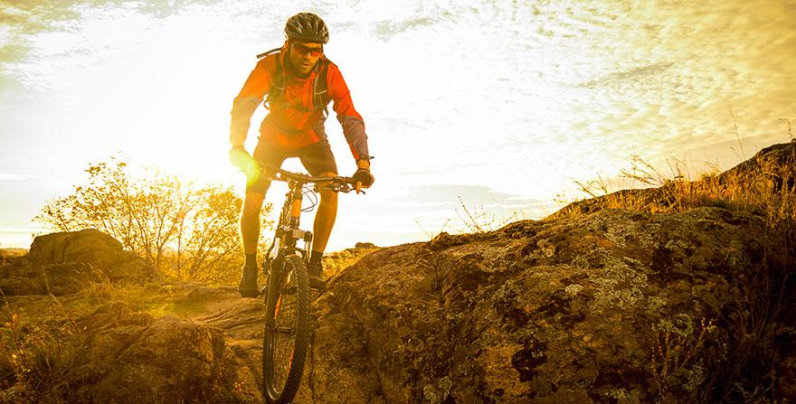 Varför du borde köpa dig en mountainbike